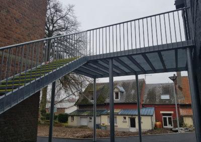 escalier-industriel