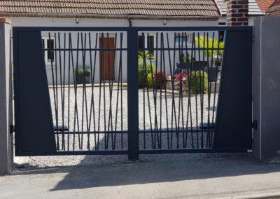 portail-metal-maison